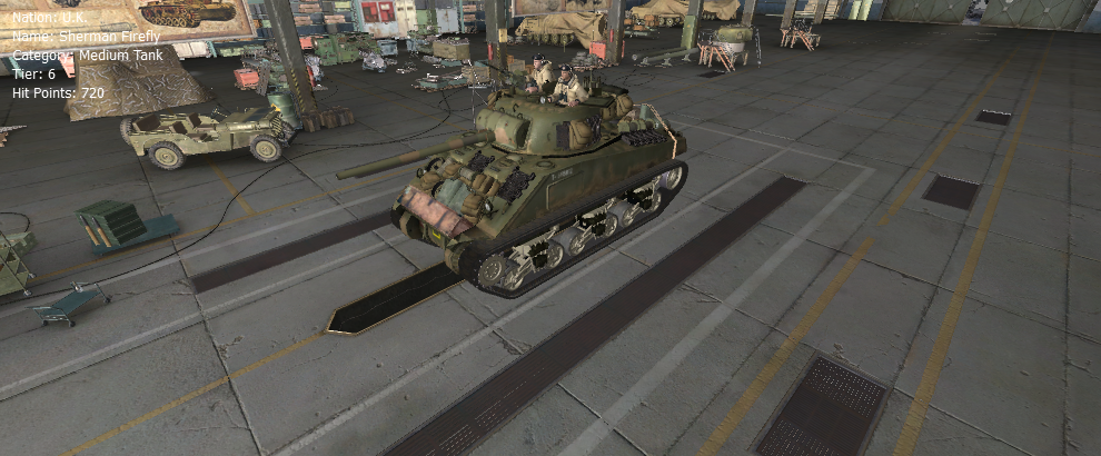 Sherman Firefly  - Remodel