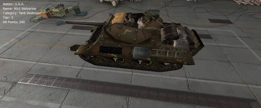 M10 Wolverine - Remodel