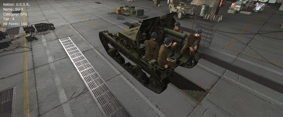 SU-5 - Remodel