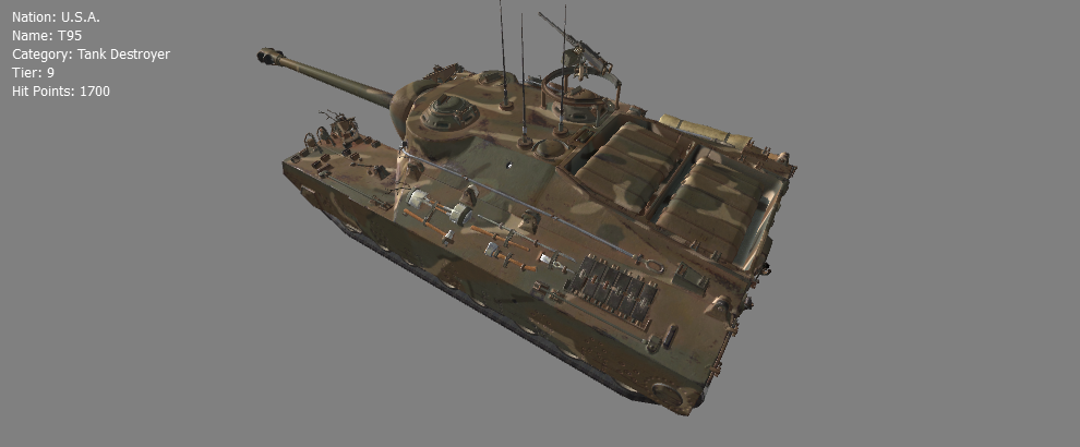 T-95 High Definition