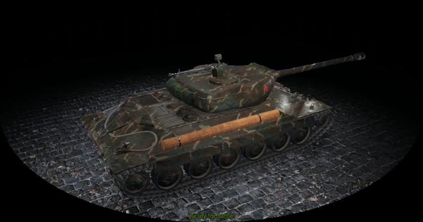 Russian IS-6 Heavy Tank in High Definition