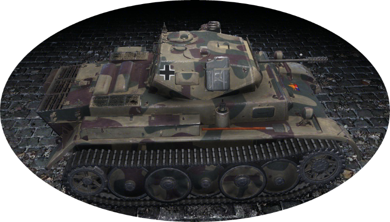 German Luchs Light Tank in High Definition